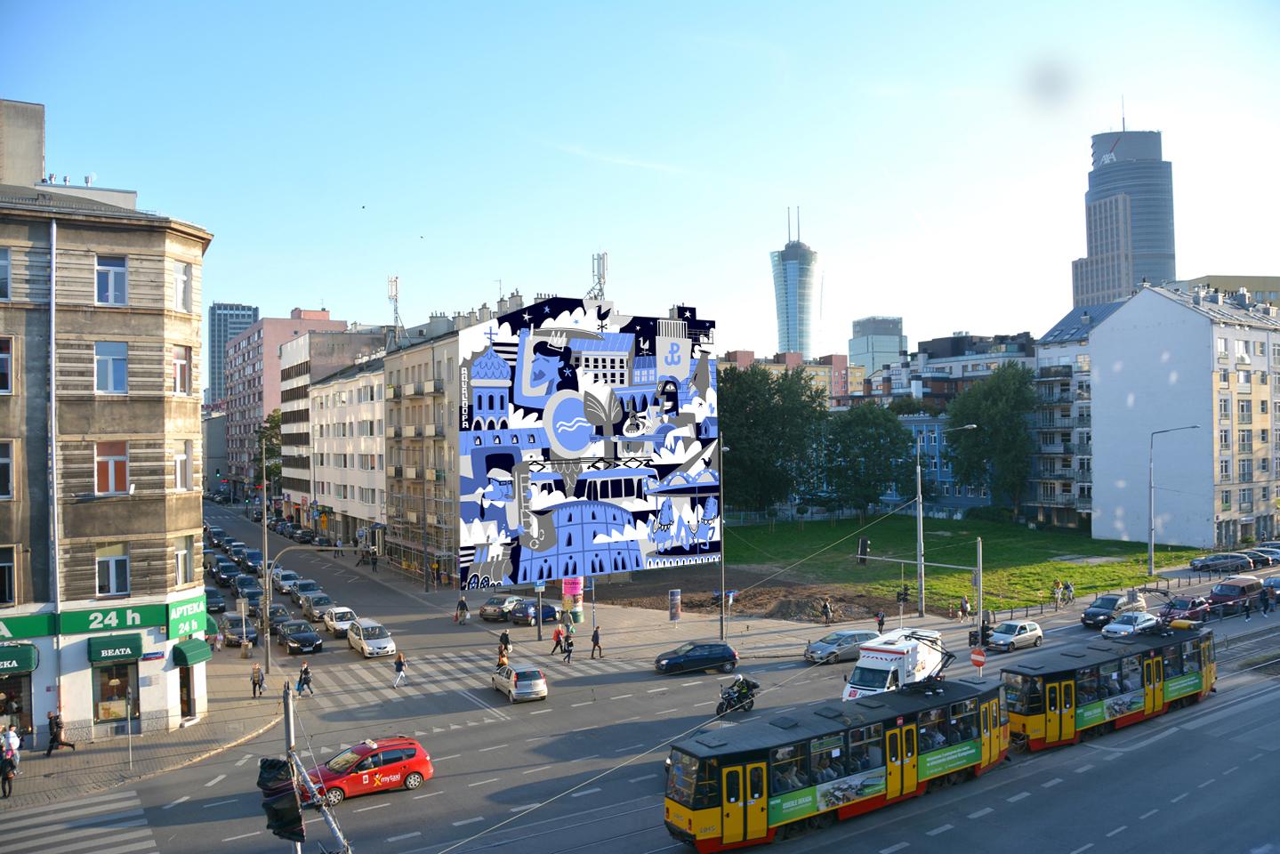 Żelazna_Mural_Aqualoop